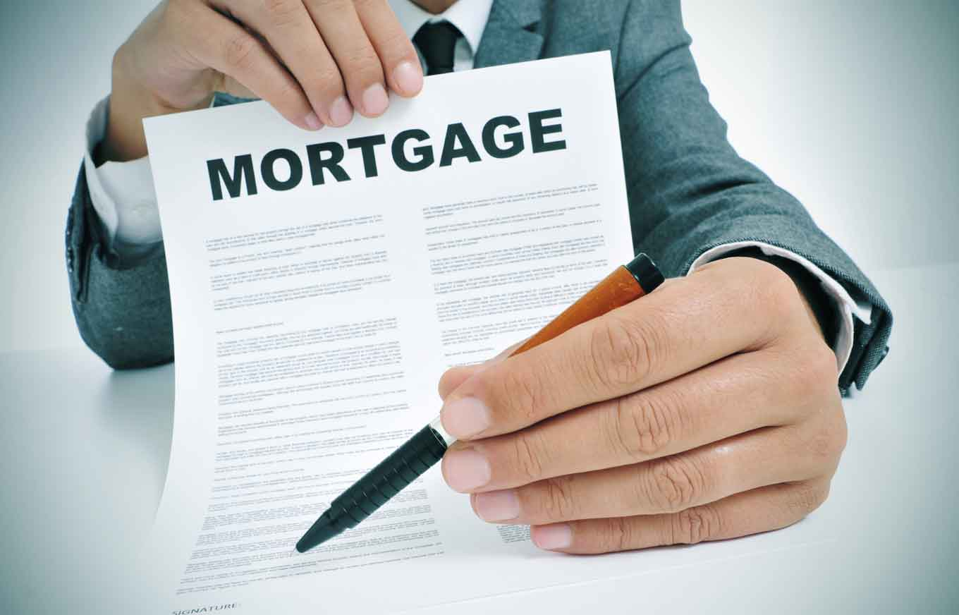 Anatomy of a Mortgage
